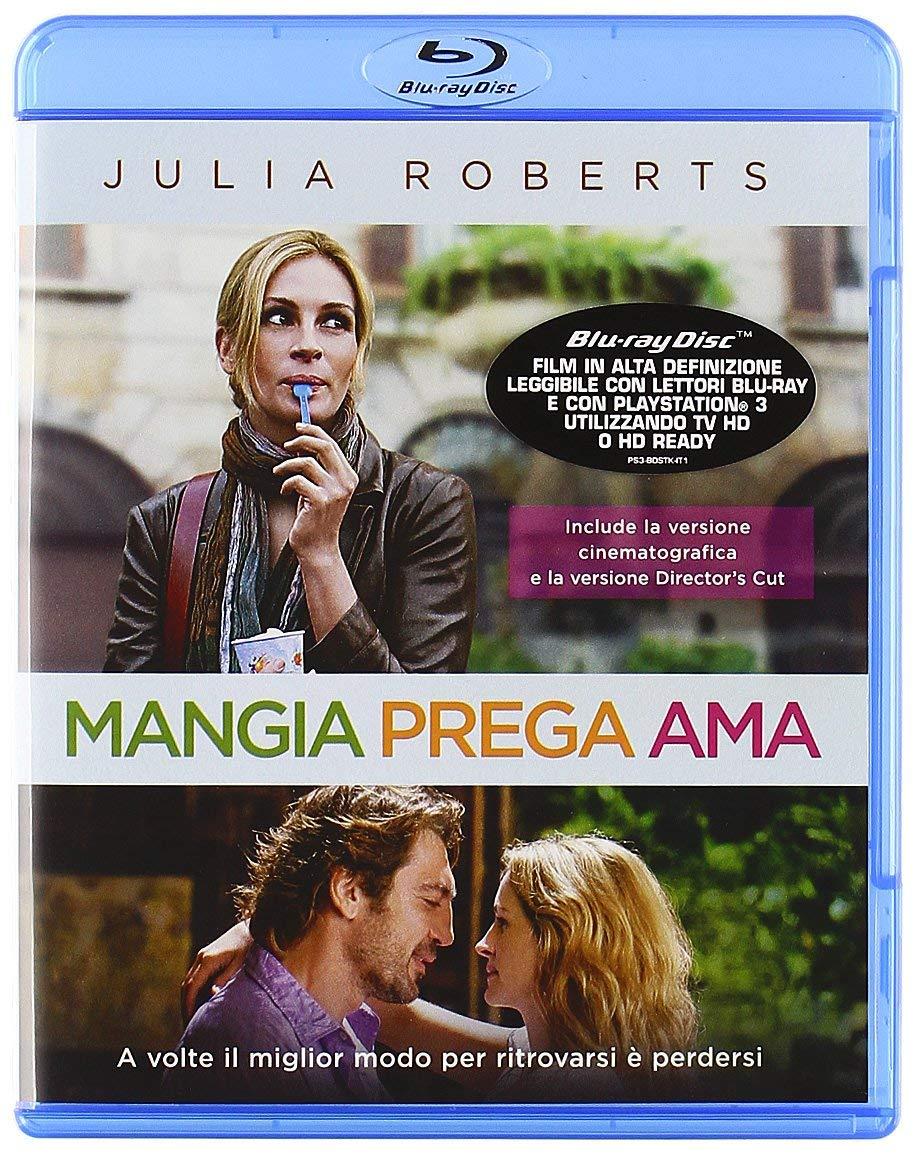 Mangia prega ama [Italia] [Blu-ray]