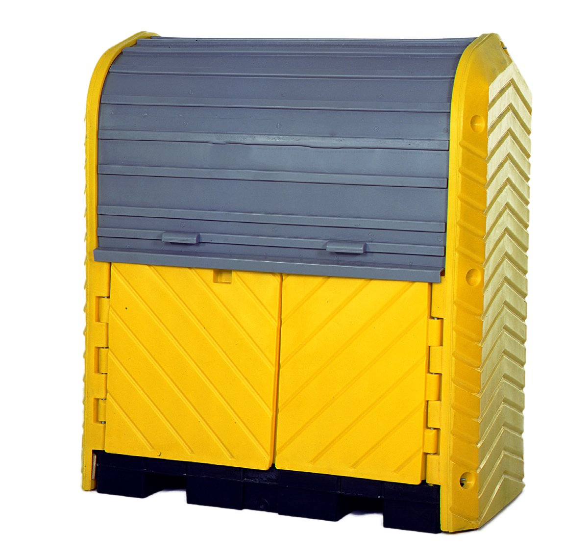 UltraTech 9613 up to two drums, 66 gallon capacity, with drain