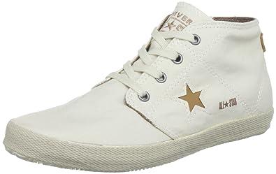 Converse All Stars Basketballschuhe (Weiß), Weiß Weiß