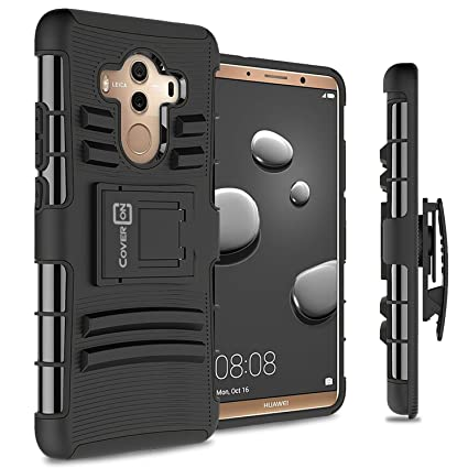 Fly USA Huawei Mate 10 Pro Holster Case, CoverON: Amazon in