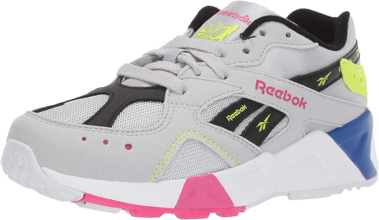 Reebok Unisex-Child Aztrek Sneaker