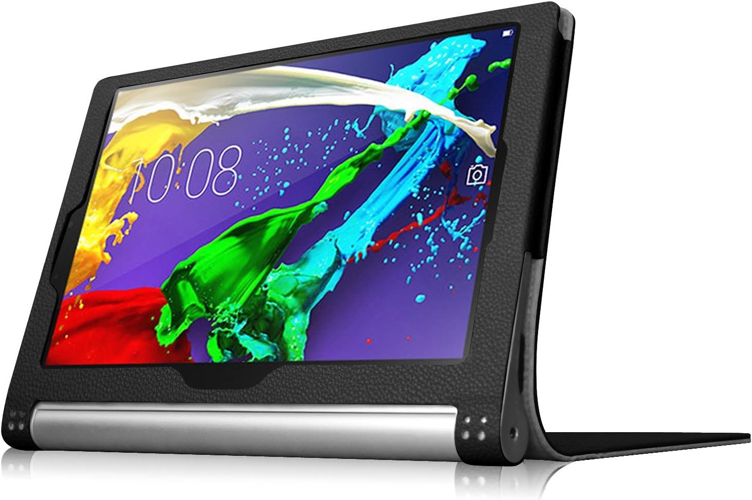 Fintie Folio Funda para Lenovo Yoga Tablet 2 10: Amazon.es ...