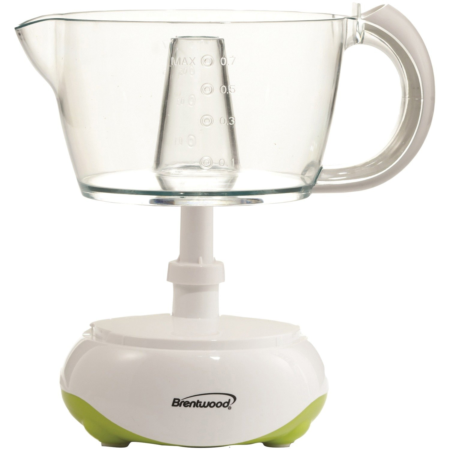 Brentwood  J-15  24oz  Electric  Citrus  Juicer,  White by Brentwood (Image #6)