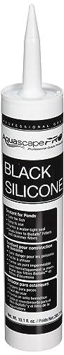 Aquascape Black Silicone Sealant