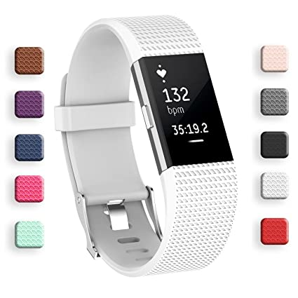 Yurieso For Fitbit Charge 2 Bands for Kids Boys Girls Women Men,Replacement  Wristbands Bracelet Strap Accessory for Fitbit Charge 2,Fashion Designs