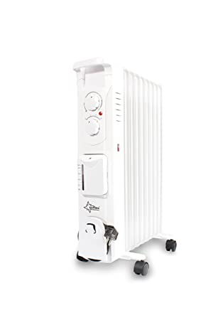 Suntec Wellness Heat Safe 2000 humid Radiador, Blanco