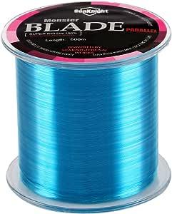 SeaKnight Blade Nylon Linea de Pesca 500 m / 547yds Japan Material Monofilamento Carpa Linea de Pesca sedal 2-35LB: Amazon.es: Deportes y aire libre