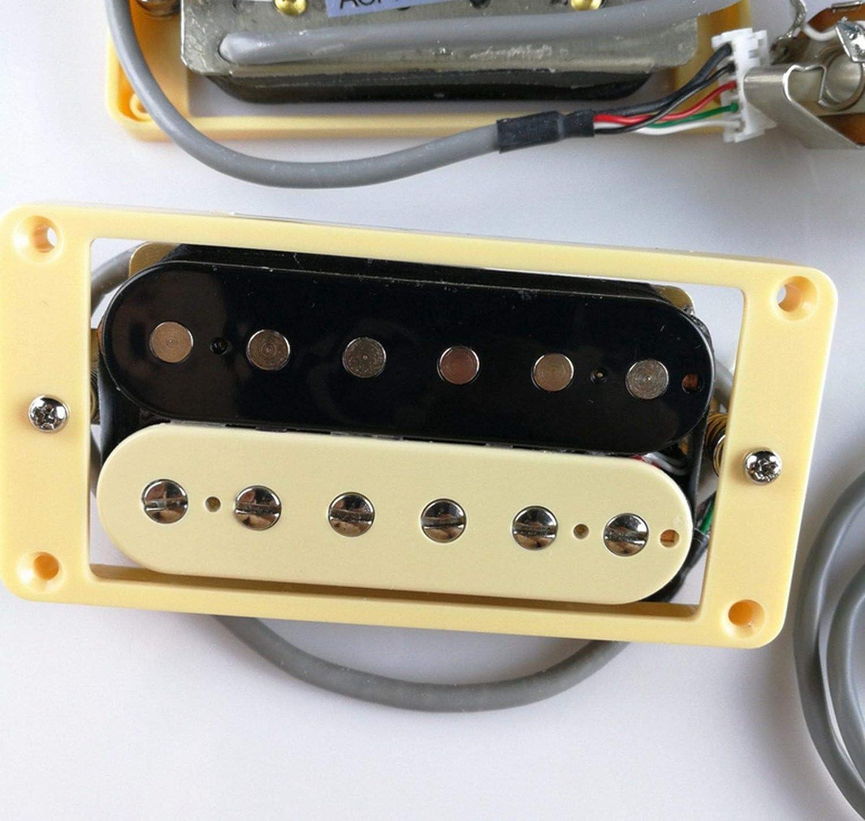 1 Set ProBucker Alnico Bridge& Neck Pickups with Pro Wiring Harness
