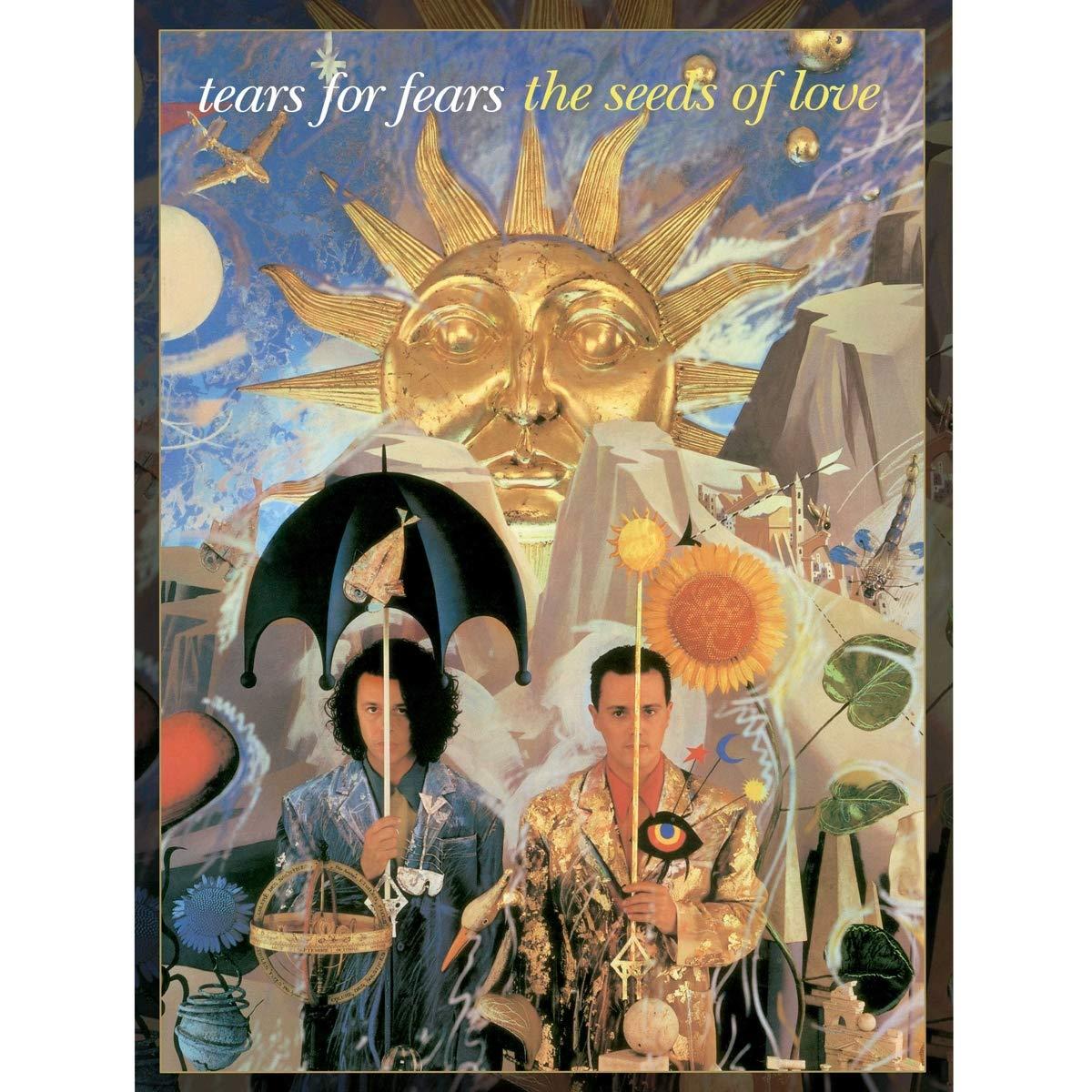 The Seeds Of Love [4CD/Blu-ray Box Set]