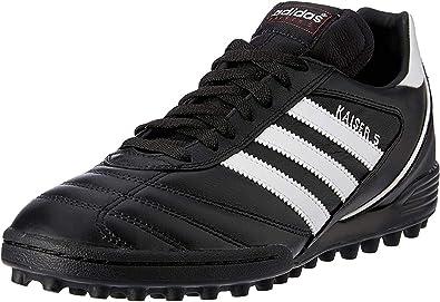 Pobreza extrema Collar envase  Amazon.com | adidas - Kaiser 5 Team - 677357 - Color: White-Black - Size:  10 | Fashion Sneakers