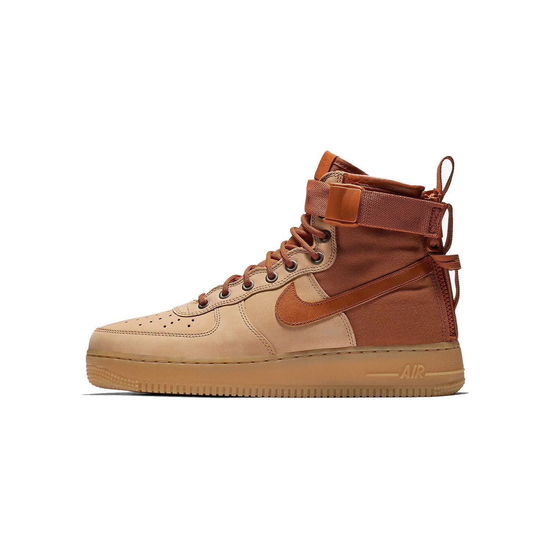 448055a102d1a Galleon - Nike Men's SF AF1 MID PRM Winter Camo AA1129-200 (Size: 8.5)