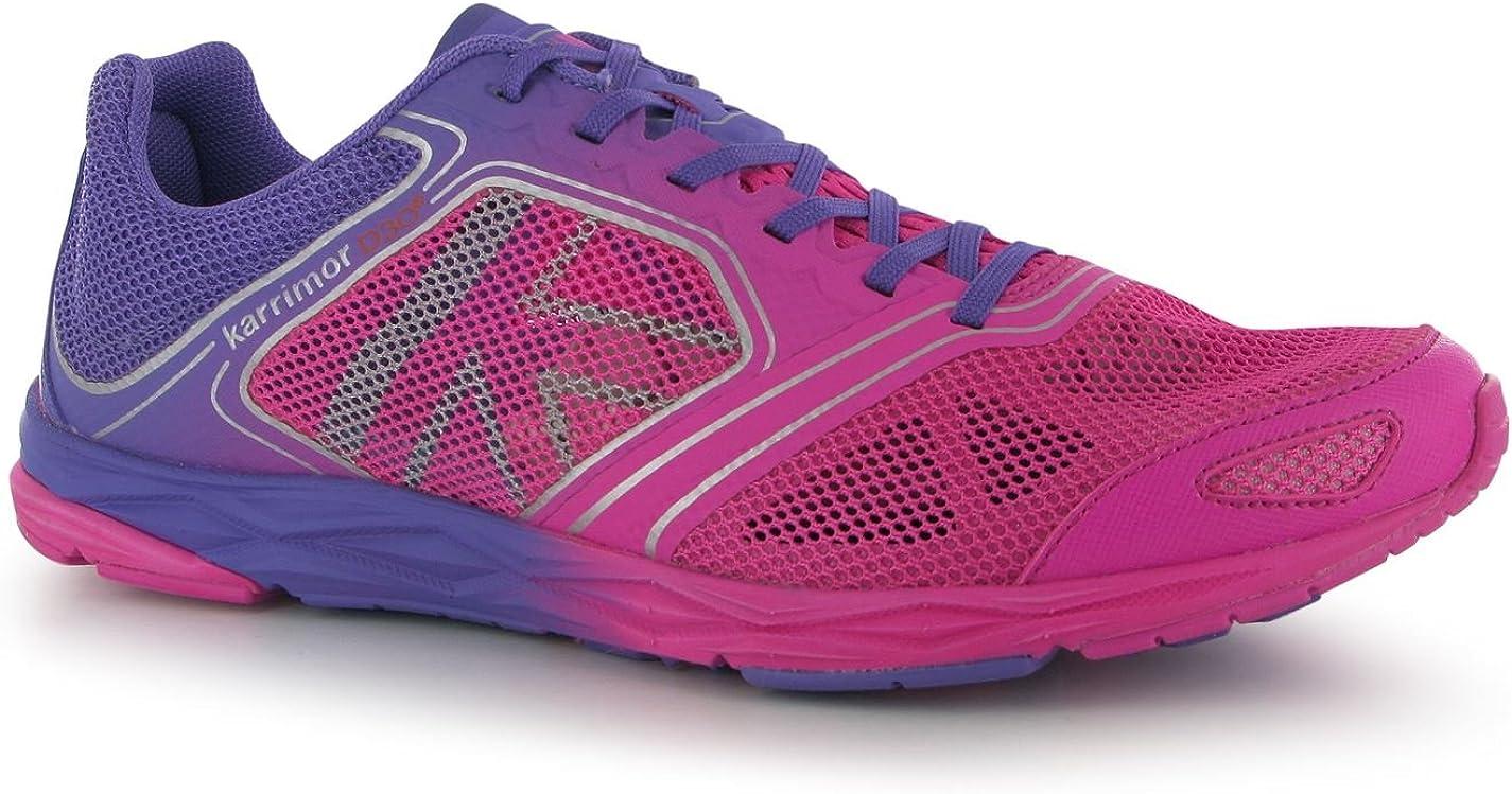 Karrimor para Mujer, Elite Racer 2 Zapatillas de Running Cordones Correr Deportes, Color, Talla 5.5 UK: Amazon.es: Zapatos y complementos