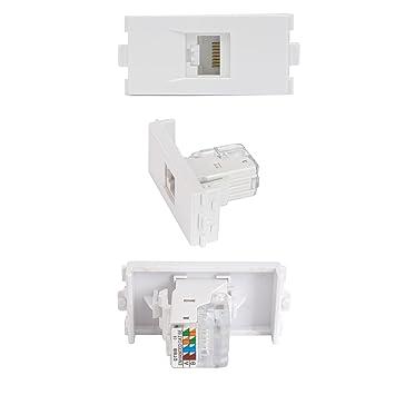 cat5e rj45 socket module modular wall face plate outlet utpcat5e rj45 socket module modular wall face plate outlet utp network ethernet