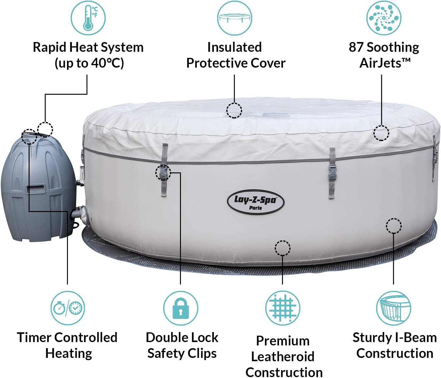 Cheap Lay Z Spa Deals Vouchers Online Offers For Sale In 2020