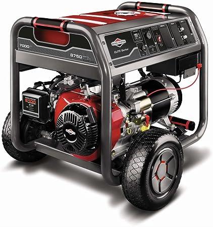 Amazon.com: Briggs & Stratton 30470 generador a ...