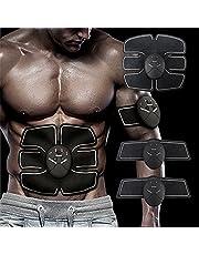 Cinturón tonificador de músculos abdominales, brazo/pierna/cintura Fitness Training Gear, inalámbrico
