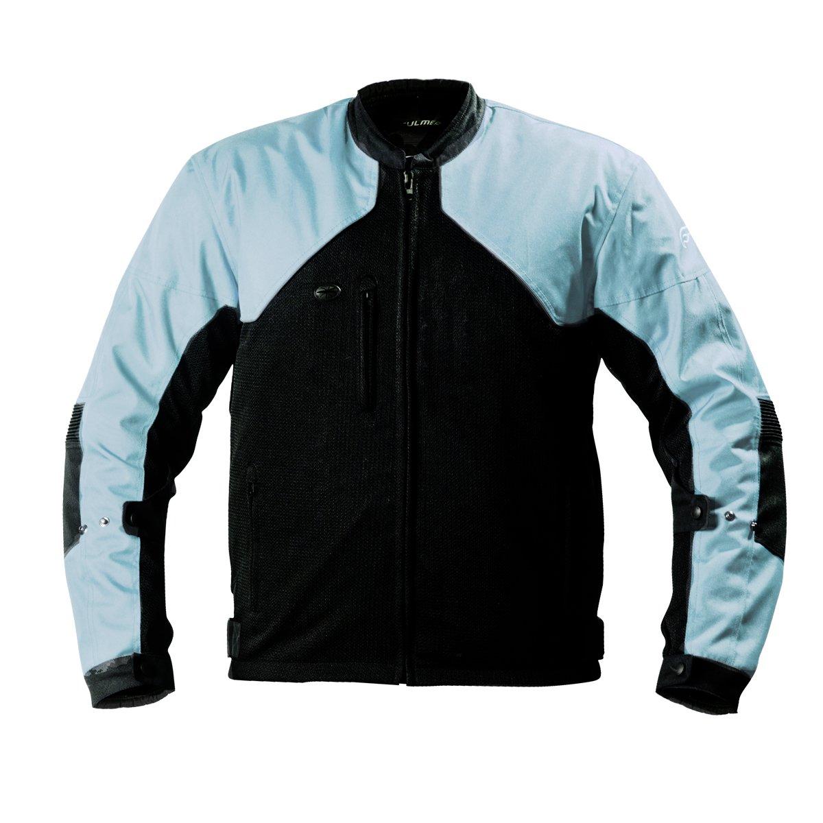 Pink LJ134PNKM M Womens Supertrak II Motorcycle Jacket Textile//Mesh CE Armor Fulmer