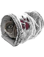 Rosewood Tunnel Douillet Réversible pour Petit Animal