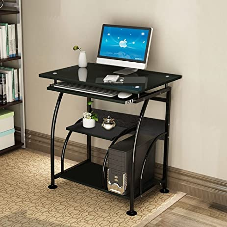 office computer table. Kize2016 Home Office PC Corner Computer Desk Laptop Table Workstation Furniture -Black