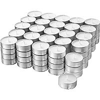 30-500 Velas de Te - Tealight - Blancas