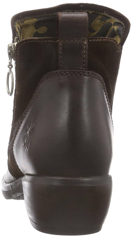 FLY London Women's Meli Boot B00XLC3880 7 B(M) US|Brown