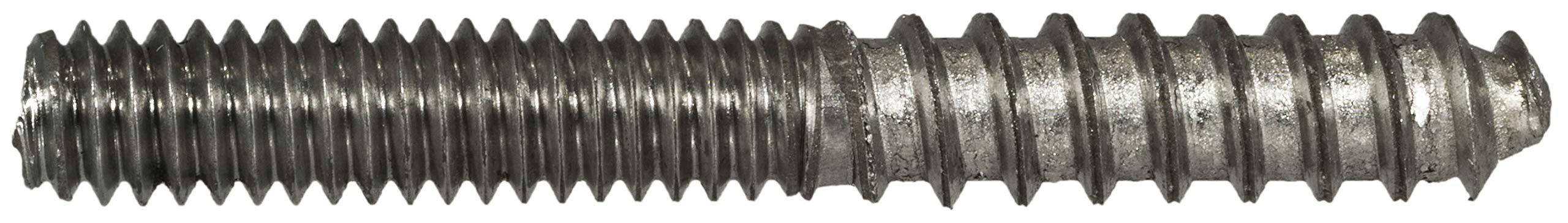 Hard-to-Find Fastener 014973171896 Hanger Bolts, 1/4 x 2, Piece-100