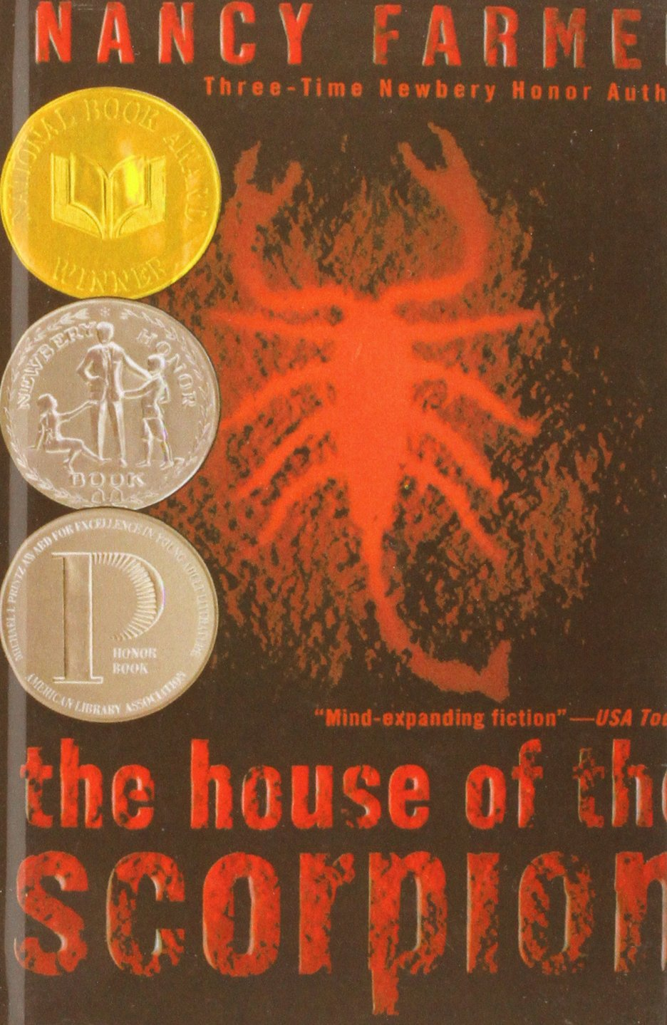 Read Online The House of the Scorpion pdf epub