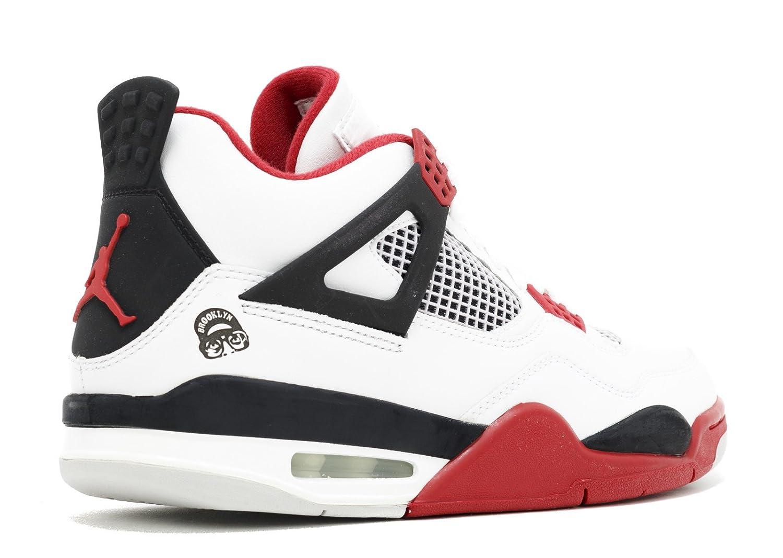 f22a10c6aaef Nike AIR Jordan 4 Retro  Mars Blackmon  - 308497-162 - Size 13 -   Amazon.co.uk  Shoes   Bags