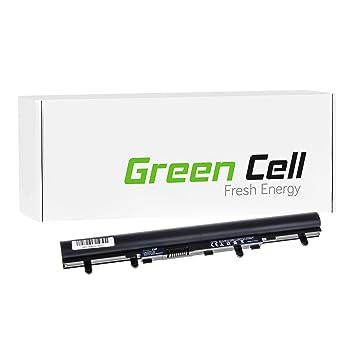 Green Cell® Standard Serie Batería para Packard Bell EasyNote TE69KB Ordenador (4 Celdas 2200mAh 14.4V Negro): Amazon.es: Electrónica