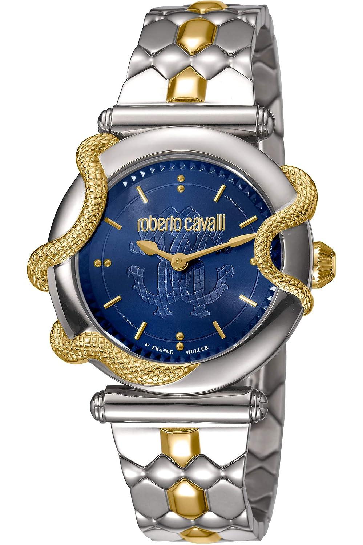Roberto Cavalli by Franck Muller Reloj de Vestir RV1L058M0101 ...
