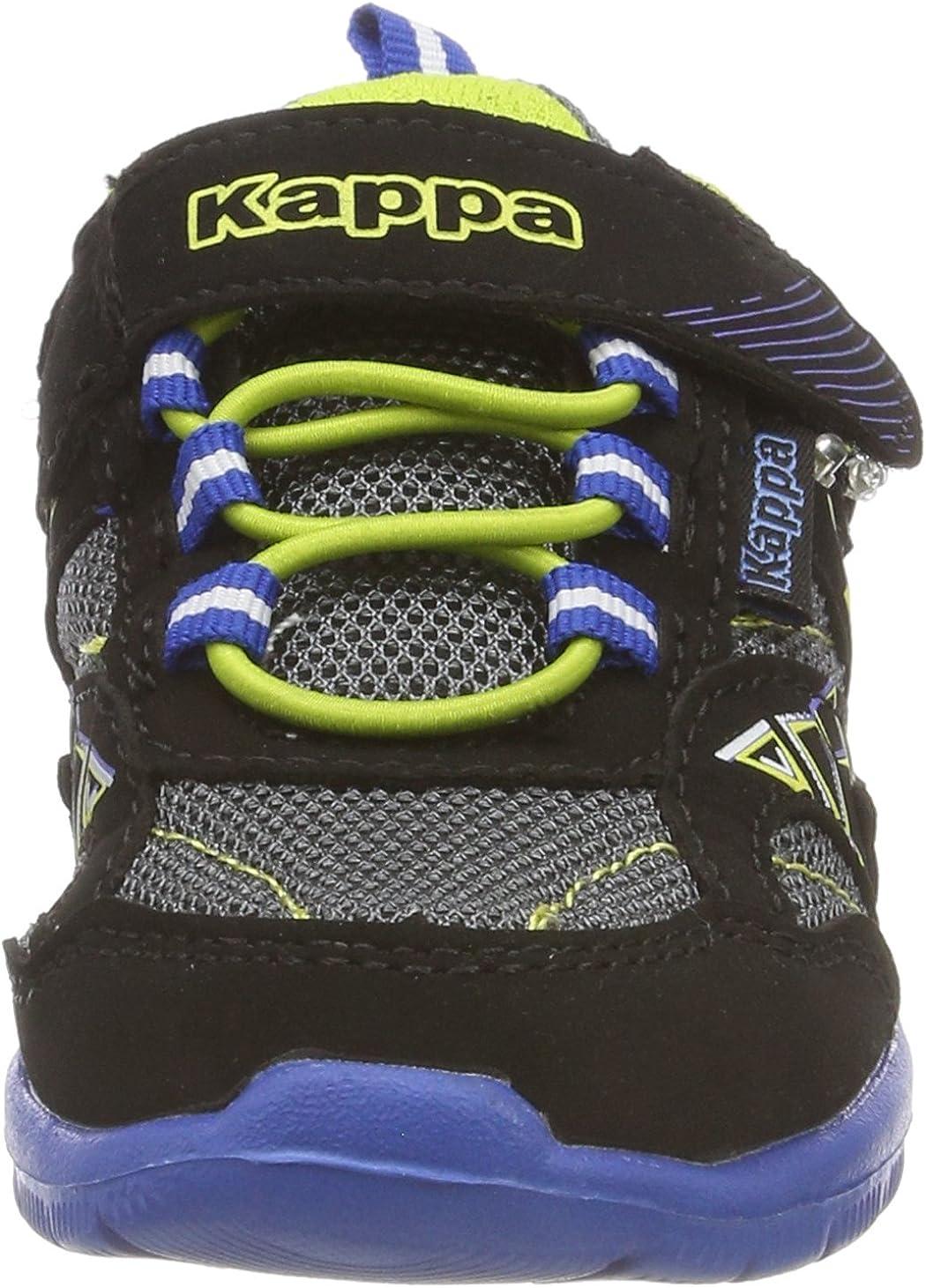 Kappa Unisex Kids Cosmic Low-Top Sneakers