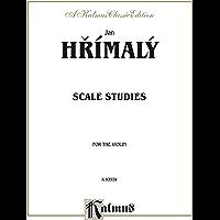 Scale Studies: For Violin (Kalmus Edition)