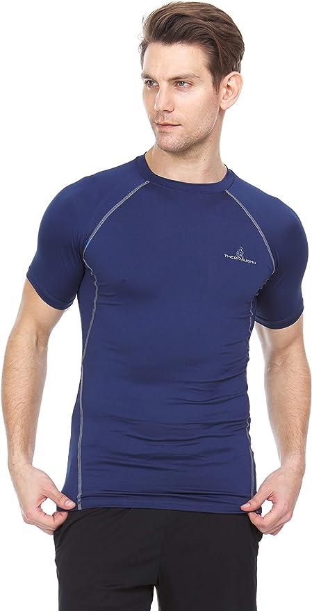 Thermajohn Mens Thermal Underwear Shirt Baselayer Tops
