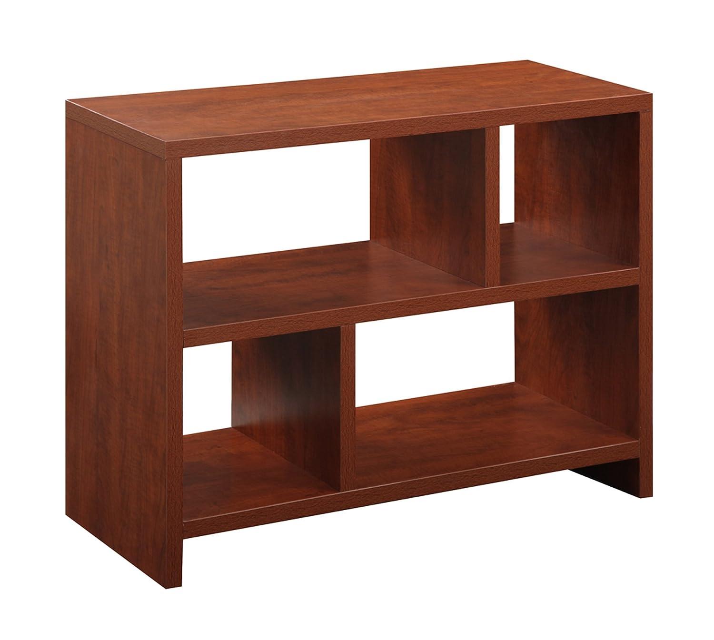 Bookcase Table Amazoncom Convenience Concepts Designs2go Northfield Console