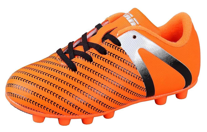 Vizari Youth / JR Impact FG Soccer Cleats Impactオレンジ/シルバーYouth B078BR36D6Impact Orange/Silver Youth 11.5 M US