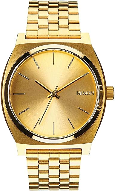 NIXON Time Teller -Spring 2017- All Gold/Gold
