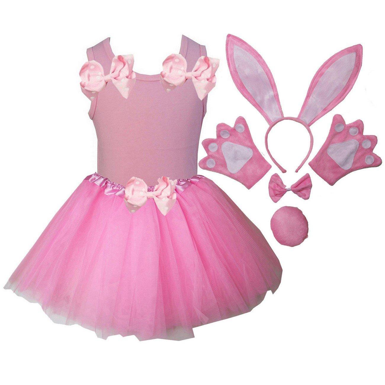 Kids Bunny Tutu Costume