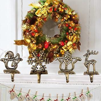 Amazon.com: Fannybuy Christmas Decorations Christmas Stocking ...