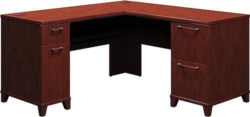 Bush Business Furniture Enterprise Collection 60W x 60D L Shaped Desk
