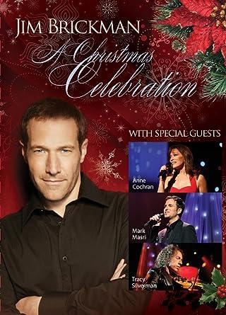 Amazon.com: Jim Brickman: A Christmas Celebration DVD With Anne ...