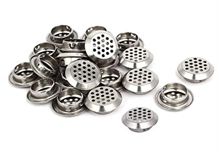 Xmhf Air Vent Hole Stainless Steel Mesh Hole Mini Louver For
