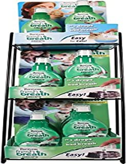 product image for TropiClean 2098 18 Piece 3 Tier Fresh Breath Drops Counter, 2.2 oz