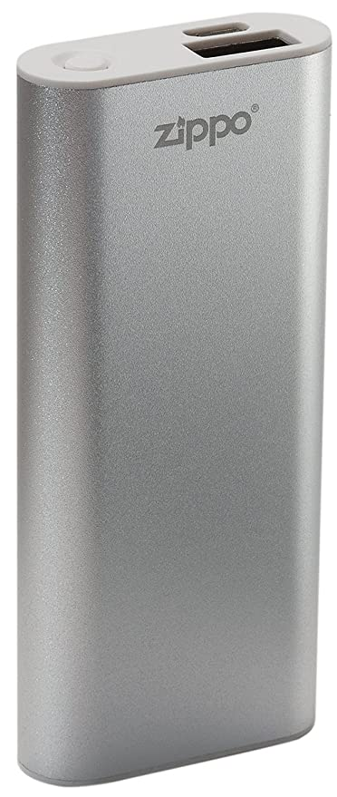 Amazon Zippo 2 Hour Silver Rechargeable Hand Warmer Sports