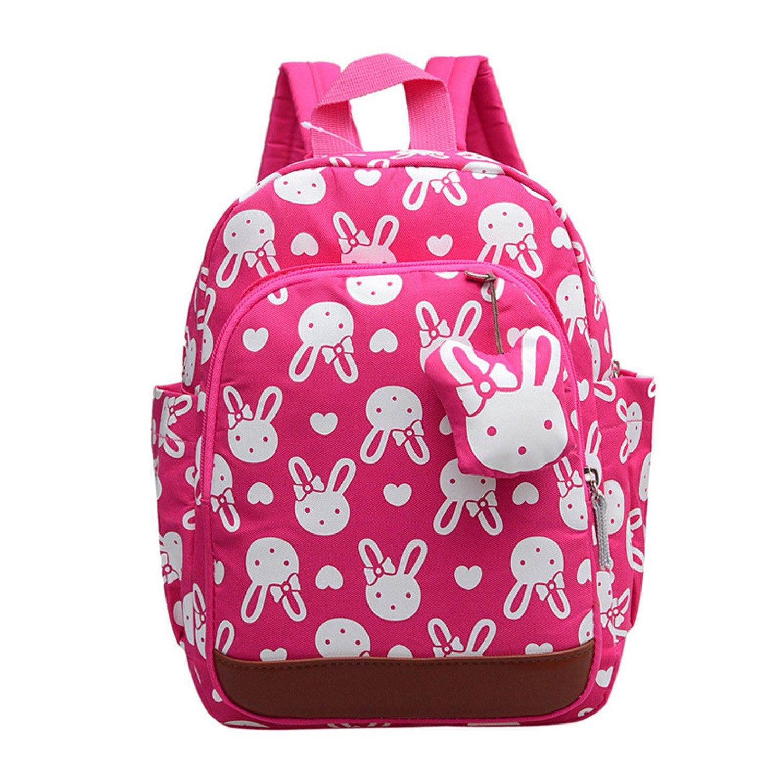 Amazon.com | Rick Rogers Mochilas Escolares Infantis Anti-Lost ChildrenS Backpacks Cute Cartoon Backpack Kids School Bags Girls Bag Cn006 | Kids Backpacks