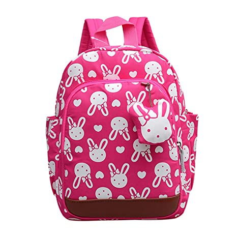 Amazon.com | Rick Rogers Mochilas Escolares Infantis Anti-Lost ChildrenS Backpacks Cute Cartoon Backpack Kids School Bags Girls Bag Cn006 | Kids Backpacks