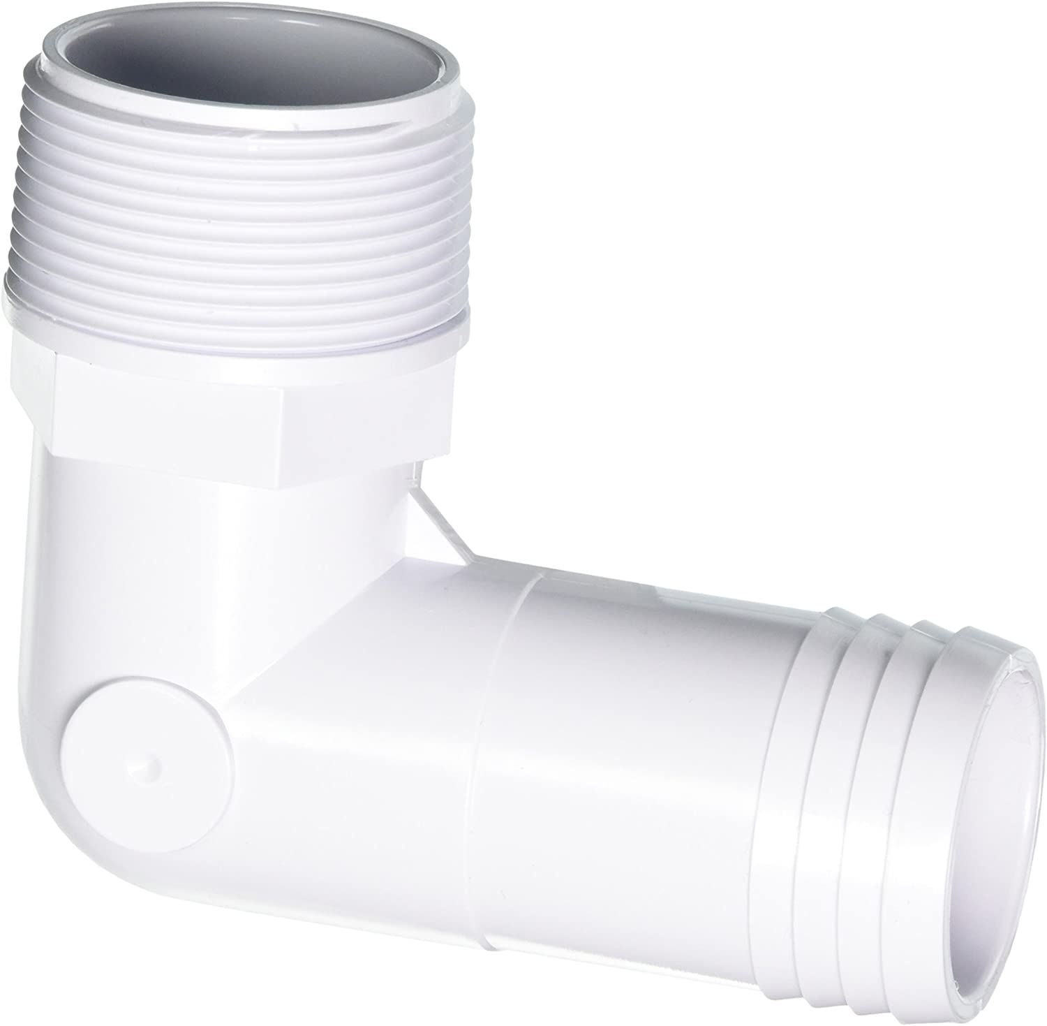 Hayward SPX1105Z4 - 1-1/2-Inch MPT by Barb Elbow Hose Adapter