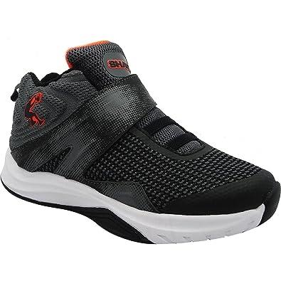 b396777412d Boys  Powerstrap Athletic Shoe (3 Kids) Grey