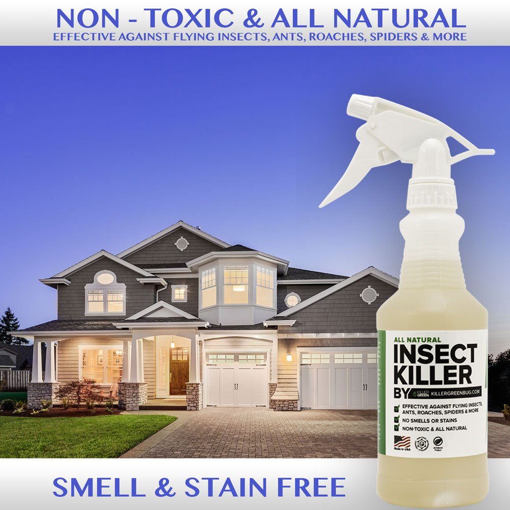 amazon com all natural non toxic insect killer spray by killer