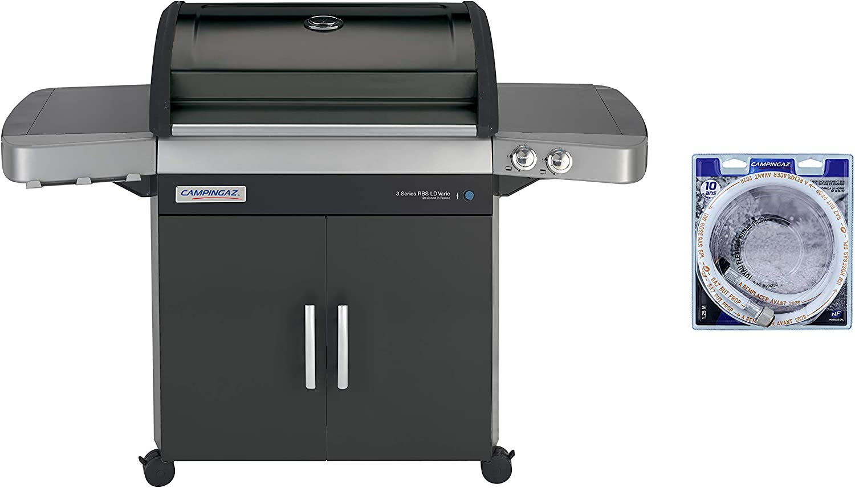 Manuelle Manuel Tramontina 26479//100/Barbecue Ventilateur
