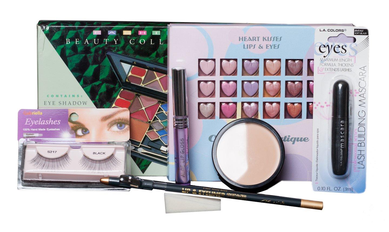 Crossdresser Makeup Kit. Ultimate Makeup Kit for Crossdressing Men Fair